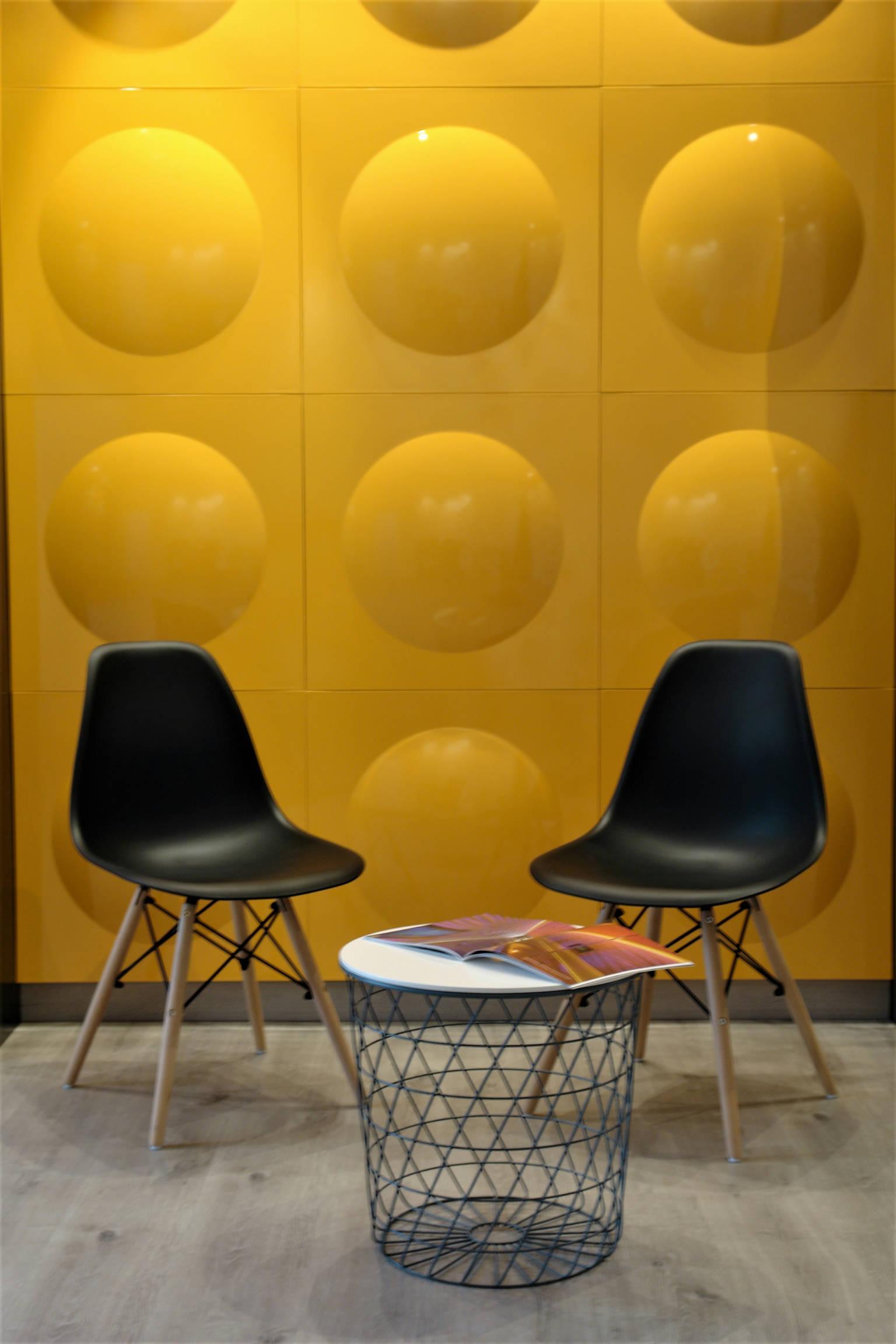 Revestimientos 3d y Celosías en Showroom | Duralmond