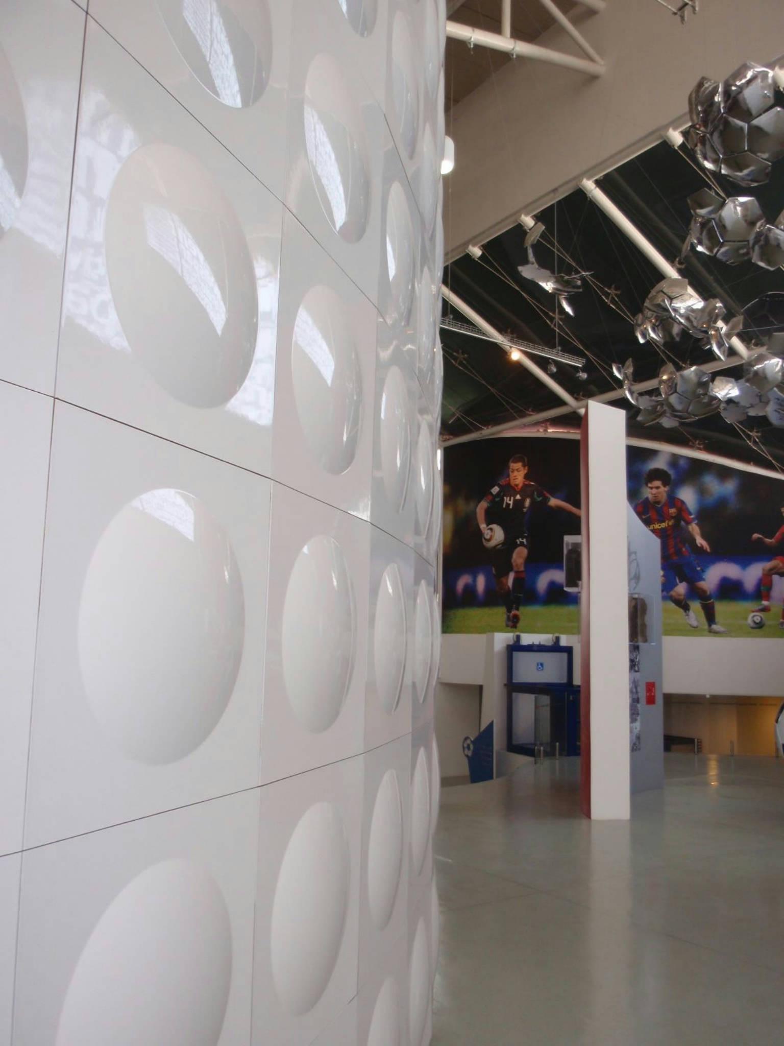 Museo del Fútbol. Méjico. | Duralmond