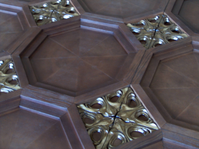 Rosetón Otogonal | Duralmond