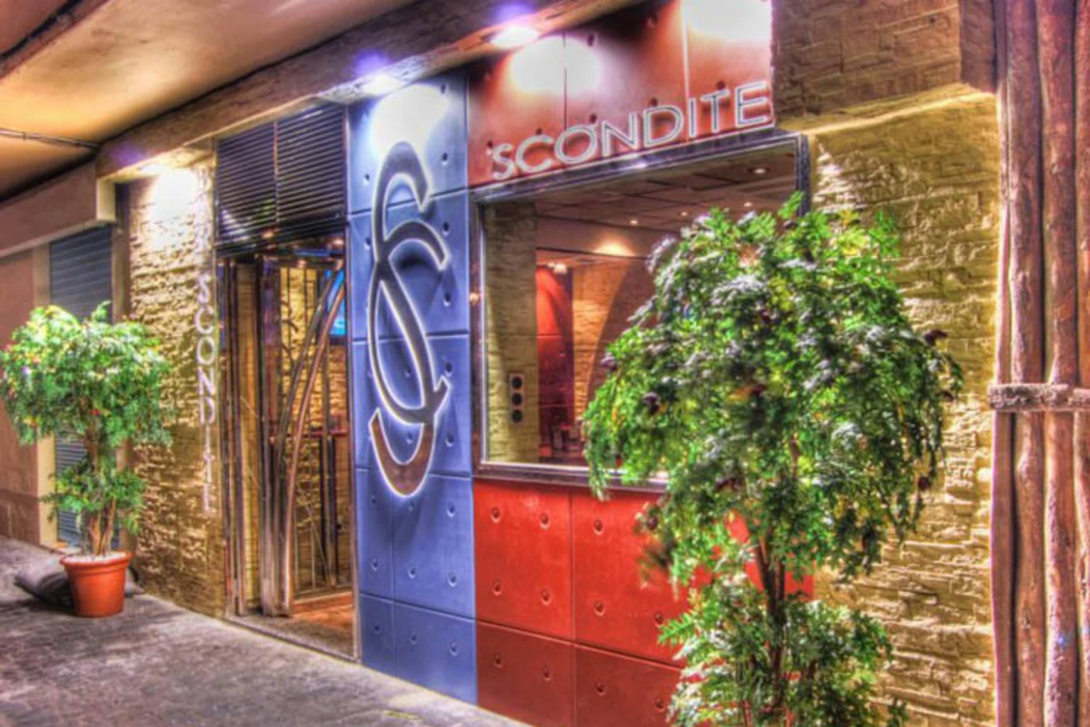 Scondite Bar - Almería | Duralmond